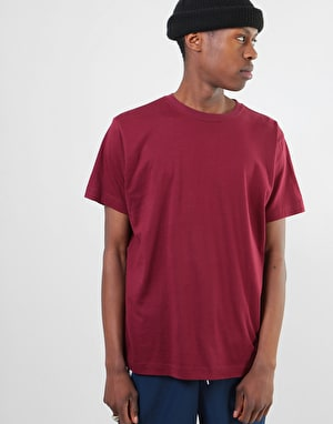 Original Cat Finger T-Shirt - Maroon