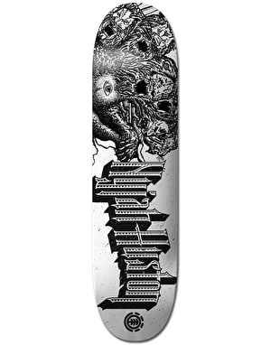 Element Nyjah Lion Array Skateboard Deck - 8