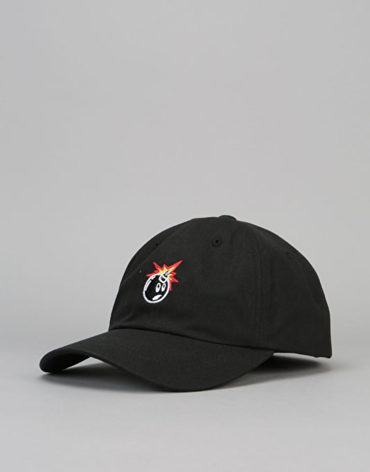 The Hundreds Adam Dad Cap - Black