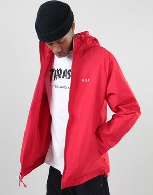 HUF Standard Shell Jacket - Red