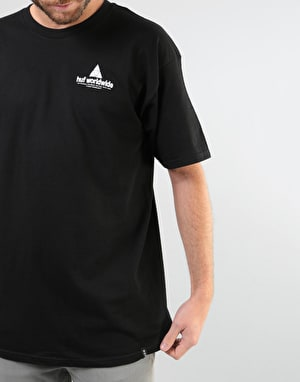 HUF Peak T-Shirt - Black