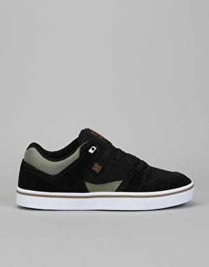 DC Course 2 Skate Shoes - Black/Olive