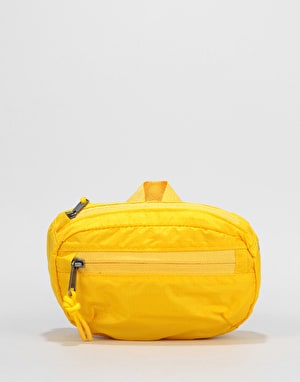 Brixton x Bumbag Friendly Union Hewes Cross Body Bag- Yellow/Orange
