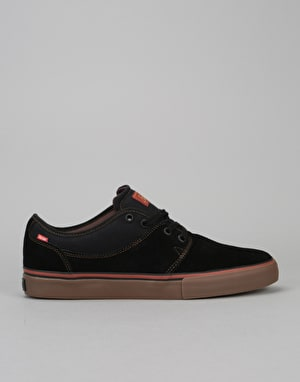 Globe Mahalo Skate Shoes - Black/Tobacco