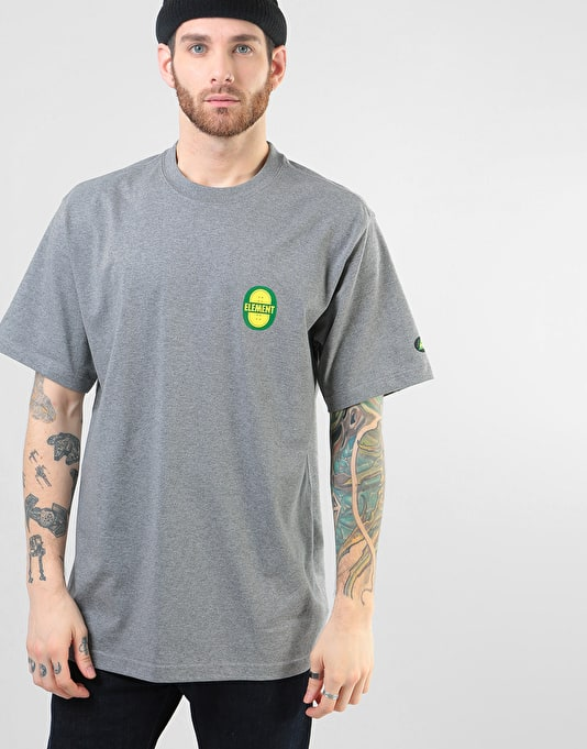 Element YAWYE T-Shirt - Grey Heather