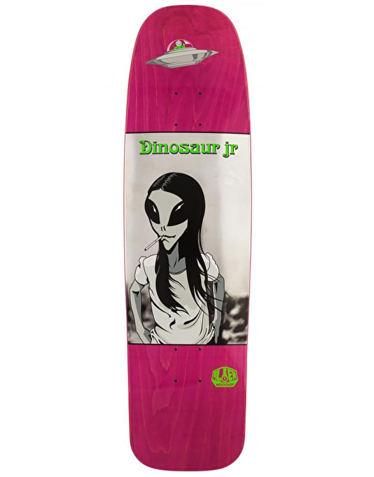 Alien Workshop x Dinosaur Jr. Green Dream Old School Deck - 8.75""