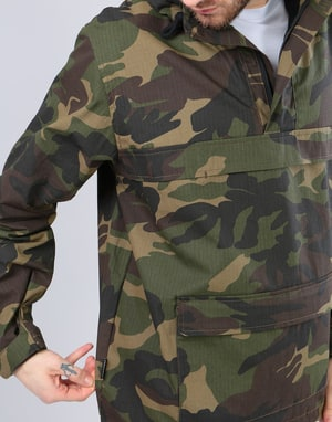 Route One Kanga Jacket - Camouflage