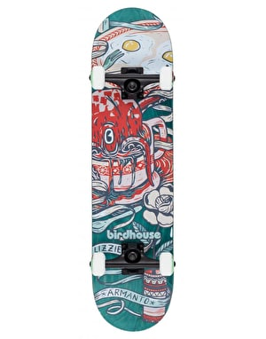 Birdhouse Armanto Favorites Stage 3 Complete Skateboard - 7.75