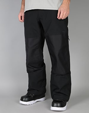 Adidas Riding 2018 Snowboard Pants - Black/Scarlet