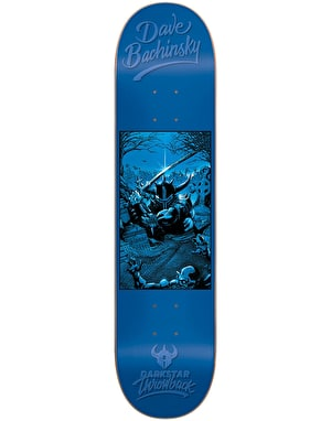 Darkstar Bachinsky Throwback 2 Impact Light Pro Deck - 8