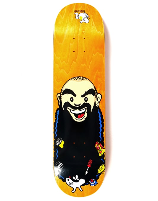 Polar Boserio Upside Down Skateboard Deck - 8.25""