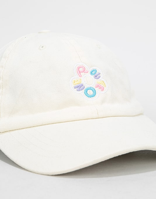 Route One In Bloom Cap - Beige