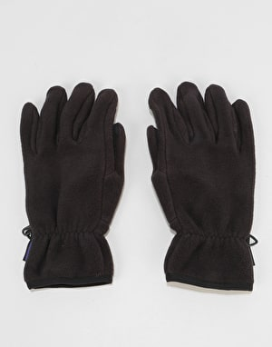 Patagonia Synchilla Gloves - Black
