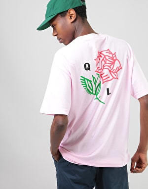 The Quiet Life Rose T-Shirt - Pink