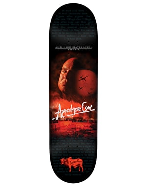 Anti Hero Grosso Apocalypse Cow Pro Deck - 8.75