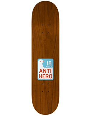 Anti Hero Hewitt Scenic Drive Skateboard Deck - 8.38