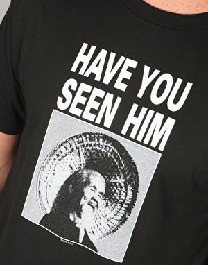Powell Peralta Animal Chin Have You Seen Him? T-Shirt - Black