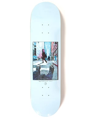 Polar Happy Sad Around The World - New York City Team Deck - 8.5
