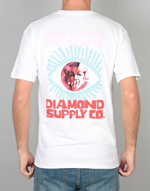 Diamond Supply Co. Reaper T-Shirt - White
