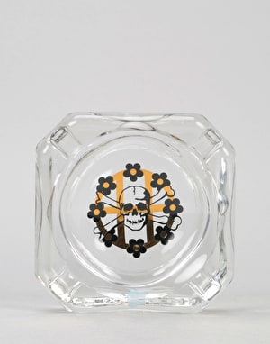 HUF Glass Ashtray - Glass