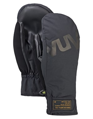 Analog Gentry 2018 Snowboard Mitts - True Black