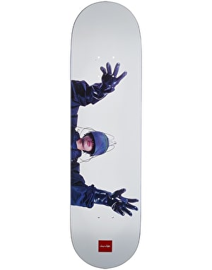 Chocolate Cinema Series Chocolate Tour Skateboard Deck - 8.125