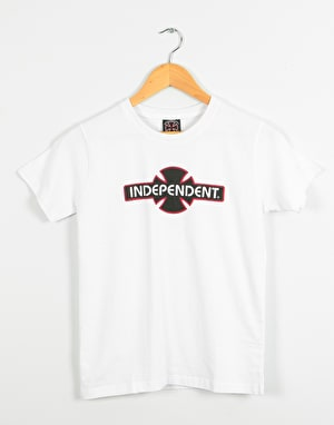 Independent OGBC Boys T-Shirt - White