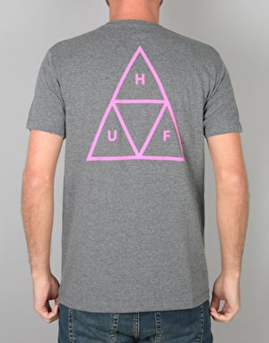 HUF Triple Triangle T-Shirt - Arctic Grey