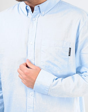 DC Classic Oxford Light L/S Shirt - Light Blue