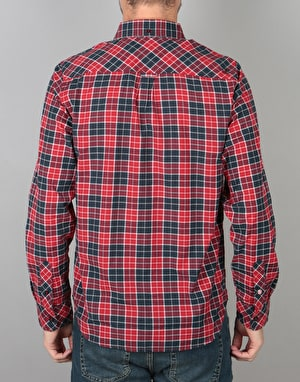 Element Plaid Shirt - Chilli