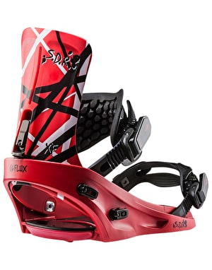 Flux XF 2018 Snowboard Bindings - S.D.R.