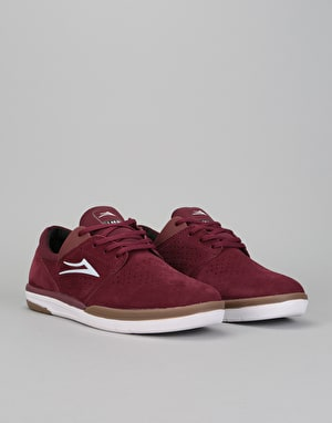 Lakai Fremont Skate Shoes - Port Suede