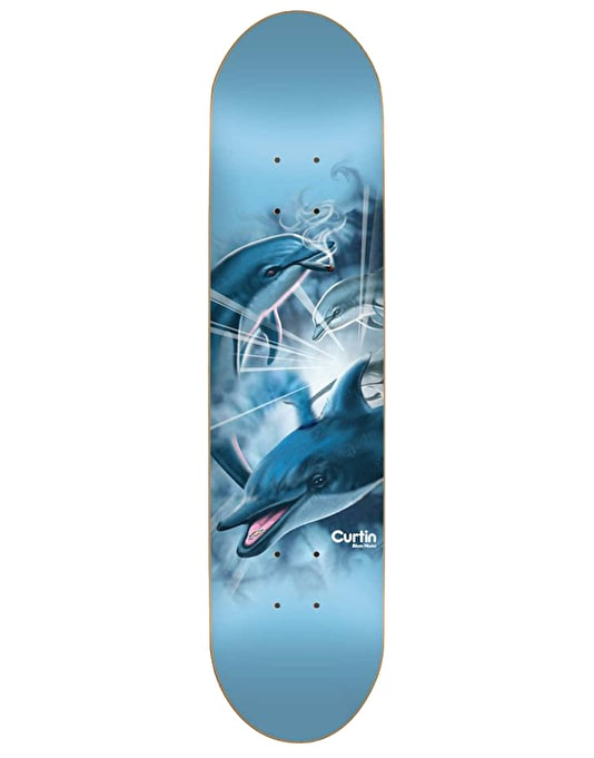 """Skate Mental Curtin Dolphins Pro Deck - 8.25"""""""