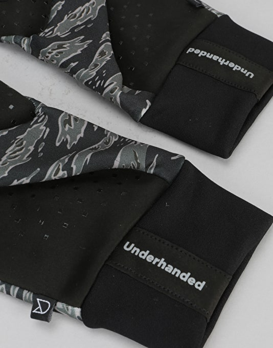 Underhanded Super Touchscreen Gloves - Tiger Camo