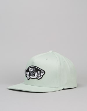 Vans Classic Patch Snapback Cap - Split Green