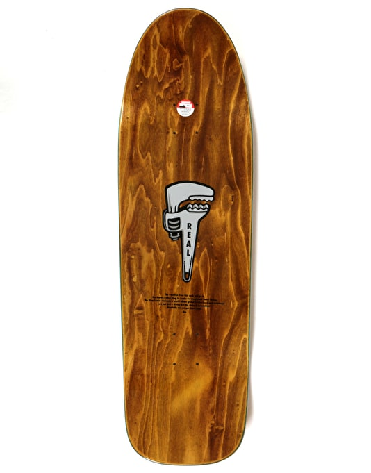 Real Thiebaud Wrench Justice Skateboard Deck - 9.78""