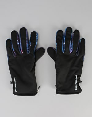 Underhanded Cityscape Thinsulate Touchscreen Gloves - Cosmos