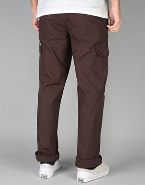 Dickies New York Cargo Pant - Chocolate Brown
