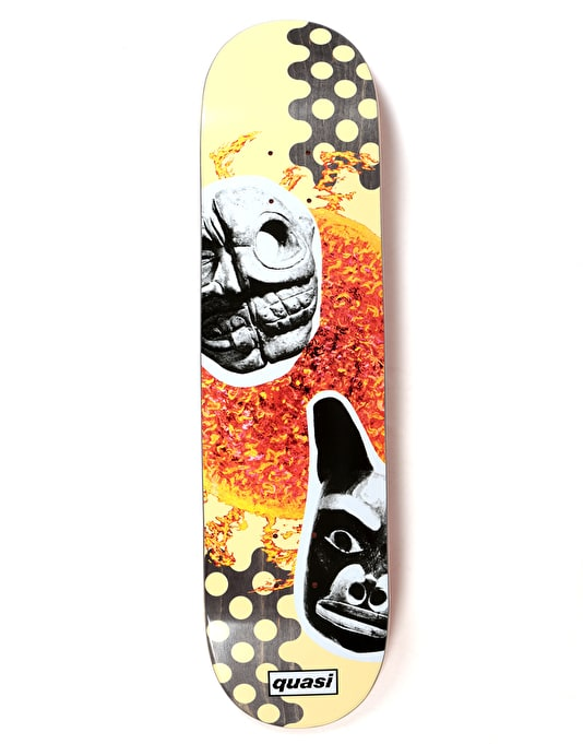 "Quasi ""Mask"" One Skateboard Deck - 8"""