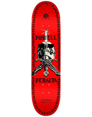 Powell Peralta SAS Chainz Skateboard Deck - 8