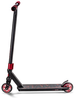 Slamm Classic VI Scooter - Black/Red