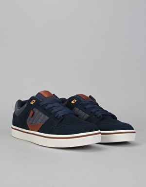DC Course 2 SE Skate Shoes - Navy/Blue/White