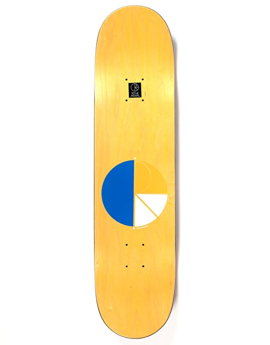 Polar No Complies Forever Skateboard Deck - 8""