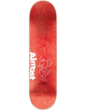 Almost Daewon Jerry White Lines Pro Deck - 8.25