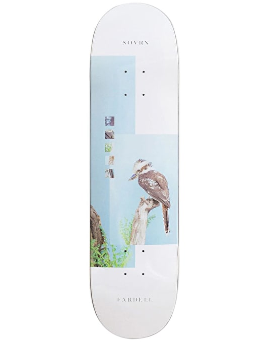 SOVRN Fardell 7th Division Pro Deck - 8.5""