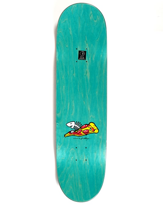 Polar Boserio Upside Down Skateboard Deck - 8.5""