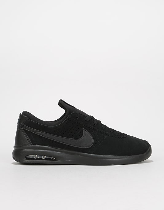 discount shop timeless design official store Nike SB Air Max Bruin Vapor Skate Shoes - Black/Black-Anthracite
