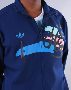 Adidas x Hélas Jacket - Dark Blue