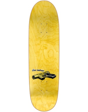Blind Mariano Accidental Gun Death Slick Heritage Skate Deck - 8.75