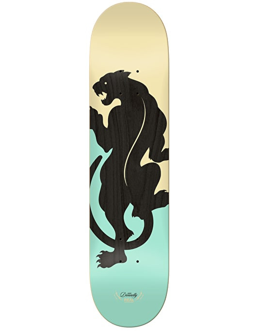 Real Donnelly Resistance Skateboard Deck - 8.06""
